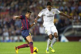 Neymar y Alexis guían la victoria del Barça en el clásico