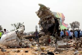 Accidente aéreo en Libia