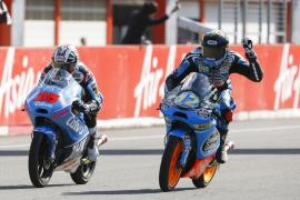 Alex Márquez gana su primera carrera mientras Salom y Rins se complican el Mundial
