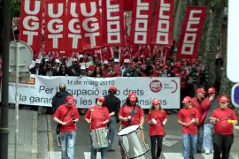 Hoy se celebran las primeras protestas en la calle por las medidas anunciadas por Zapatero