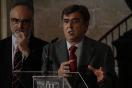 Antich justifica las medidas de Zapatero por la necesidad de crear puestos de trabajo