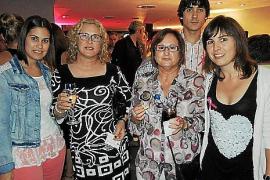 Cena de gala por el Día Internacional contra el Cáncer de Mama.