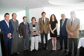 Entrega del XIII Premio Paulino Buchens