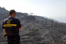 Andratx: se cumplen tres meses del peor incendio forestal en Balears