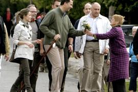 Los Príncipes de Asturias ganan el Jubileo