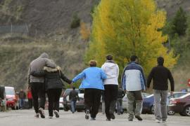 Los mineros murieron por falta de oxígeno, según el primer informe forense