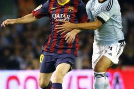 0-3. Cesc y Alexis iluminan al Barça en Vigo