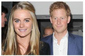 Cressida Bonas y el príncipe Enrique de Inglaterra