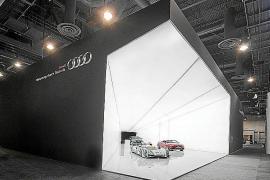 """Audi galardonada con el premio """"Cliente del Año"""""""