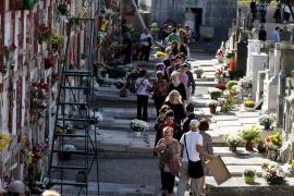 Polémica por la ausencia del gobierno del PP en el día de Tots Sants en Palma