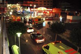 Seis heridos en un bar de Punta Ballena tras una agresión con arma blanca