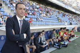 Oltra: «El Lugo está jugando muy bien al fútbol»
