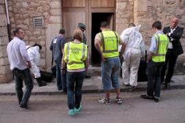 La Guardia Civil cree que un brasero provocó el fuego que calcinó a la vecina de Sóller