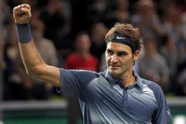 Federer acaba con Del Potro en Bercy y se medirá a Djokovic