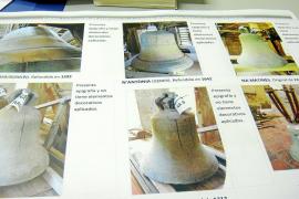 El primer inventario de las campanas de la Seu da cuenta de su delicado estado