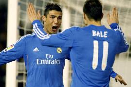 El Real Madrid suple sus carencias defensivas con la calidad del ataque