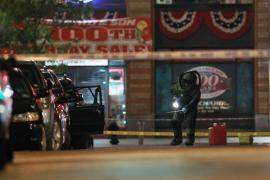 Falsa alarma en el desalojo por coche bomba en Nueva York