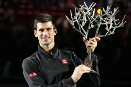 Ferrer cede la corona de París-Bercy a Djokovic