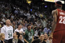 Celtics sorprende y elimina a Cavaliers en el playoff de la NBA