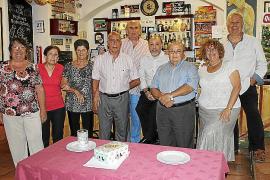 Comida anual de la cofradía de la Juventud Antoniana.