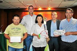 La patronal CAEB entrega sus Premios 2013 de Prevención de Riesgos Laborales