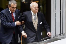 Lapuerta llega a la Audiencia Nacional para declarar por el caso Bárcenas