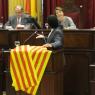 Trifulca parlamentaria en el primer debate sobre la ley de símbolos