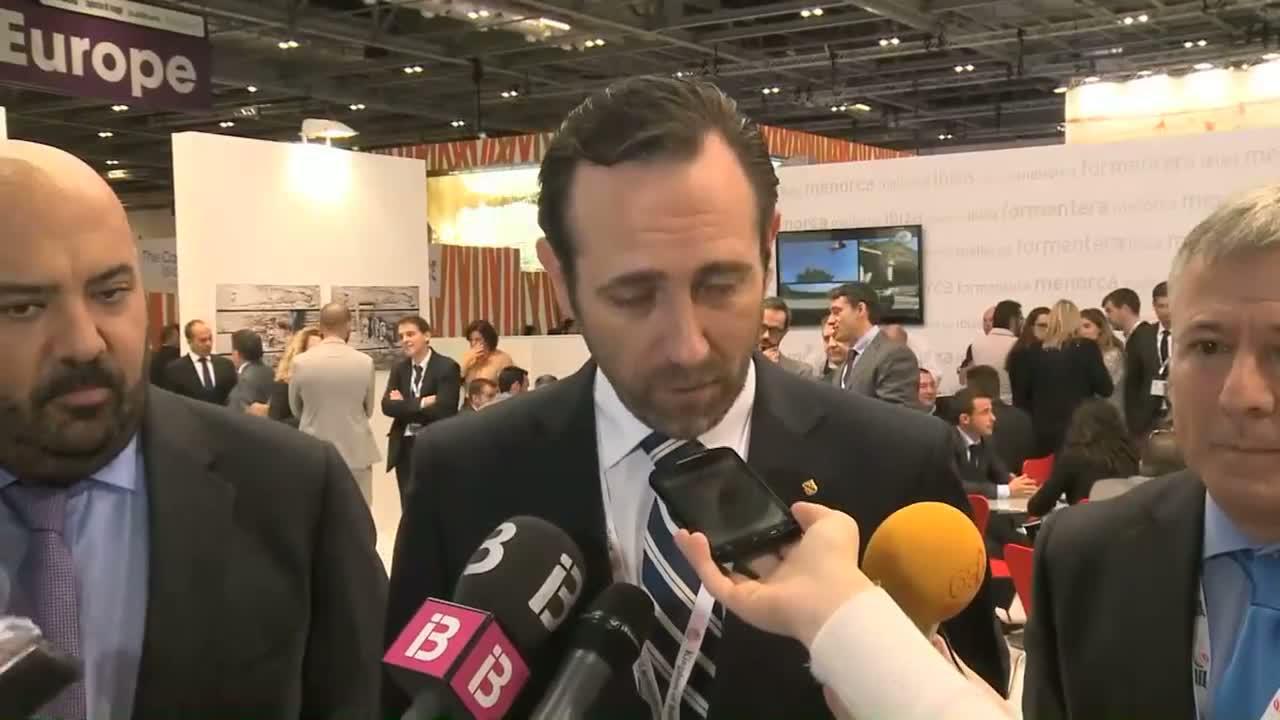 Bauzá anuncia en la WTM el traslado de la sede de la empresa británica Low Cost Travel a Balears