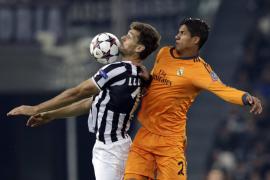 El Madrid empata ante la Juventus gracias a los goles de Cristiano y Bale (2-2)