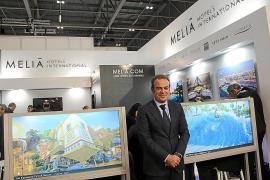 Escarrer anuncia en Londres que Mallorca tendrá su primer hotel ME en 2014