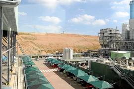 Las bolsas biodegradables de basura orgánica acaban en la incineradora
