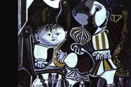 Claude y Paloma, de Picasso