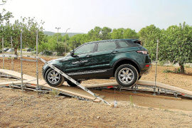 Test Drive Range Rover con Quality Center