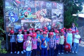 Alumnos del CEIP Jafuda Cresques de Palma visitan Natura Parc