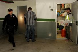 Nueve detenidos y once registros en una operación contra el tráfico de anabolizantes en la Isla