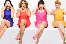 'Más sofocos': el lado divertido de la menopausia