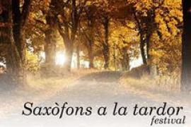 Festival Saxòfons a la Tardor