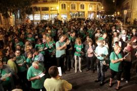 Hoy, nueva jornada de huelga de docentes en Mallorca contra el TIL