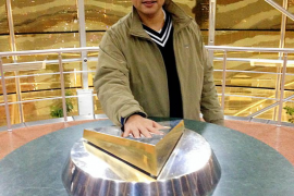 Riera, misión en Kazajistán