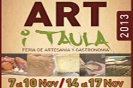 Art i Taula, una feria de maestros artesanos en Palma