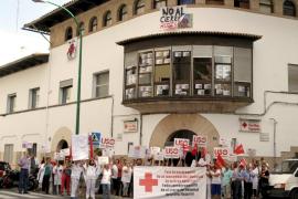 Creu Roja mantendrá el hospital gracias a los 17,9 millones del Govern