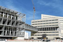 Cort sólo podrá destinar 255.000 euros a terminar el Palacio de Congresos