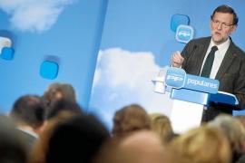 Rajoy promete una España «infinitamente mejor» cuando lleguen las elecciones