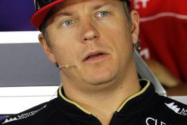 Raikkonen se opera el jueves de la espalda y pone fin a la temporada