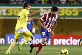 El Villarreal merece más ante un errático Atlético