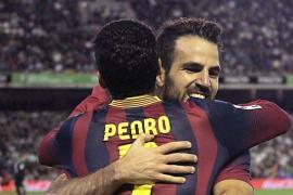 El Barça se hace más líder y deja colista al Betis