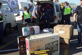Detenida una mujer de una gran red criminal que enviaba desde Palma sus beneficios a Nigeria