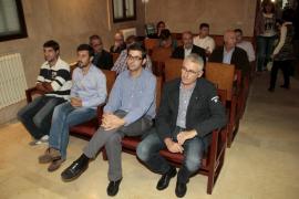 Los acusados en 'Turisme Jove' cumplirán penas mínimas de cárcel