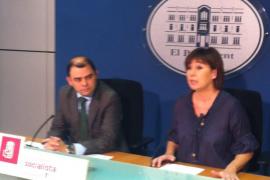 El PSIB presentará mociones en los ayuntamientos del PP que han cambiado de opinión respecto al TIL