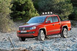 Crece la familia VW  Amarok
